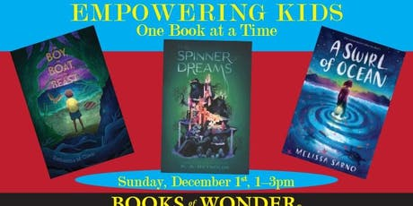 Empowering Kids One Book at a Time tickets