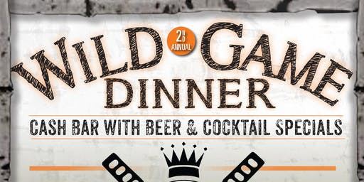 Wild Game Dinner