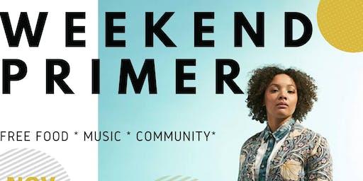 Weekend Primer featuring Jocelyn
