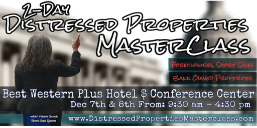Foreclosures, Short Sales & Bank Owned 2 Day Master-Class