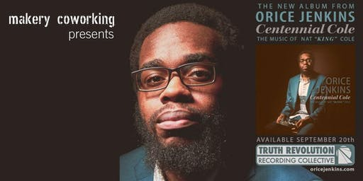 "Performery: Orice Jenkins ""Centennial Cole"""