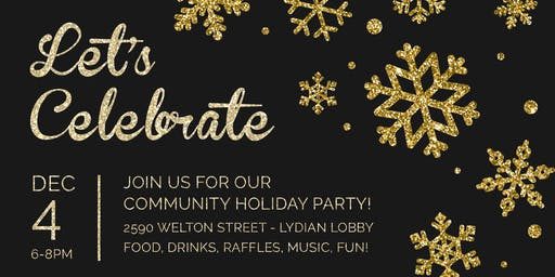 Community Holiday Party