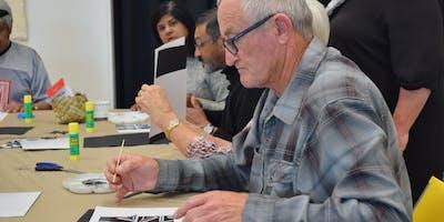 Make Moments Art Workshop – Auckland Botanic Gardens
