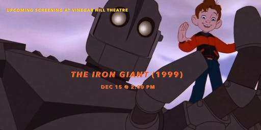 The Iron Giant (1999) Matinee
