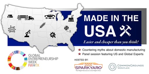 Made in the USA: Easier (and Cheaper) Than You Think