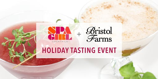 Spa Girl Live Holiday Tasting Event