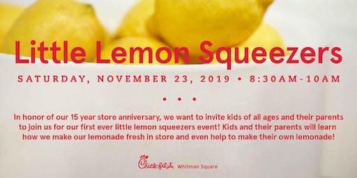 Little Lemon Squeezers