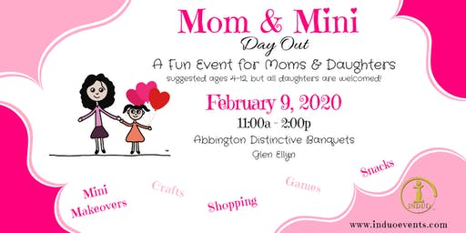Induo's Mom & Mini Day Out™ - Valentine's Day Edition!