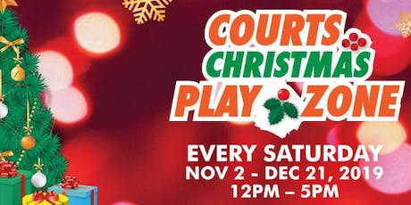Courts Christmas Playzone  tickets