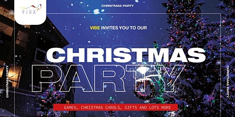 Vibe Christmas Party - Ice Skating tickets