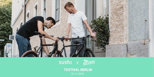 SUSHI Bikes Testival – Berlin