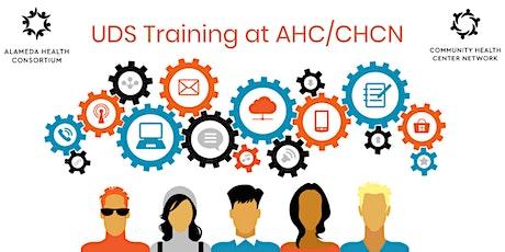 AHC/CHCN 2019 Health Center UDS Training tickets