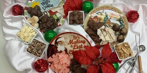 Holiday Candy Making Class - 2nd Session