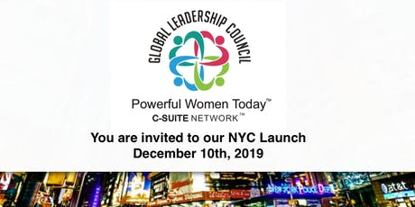 Powerful Women Today Global Leadership Council Launch  tickets