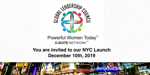 Powerful Women Today Global Leadership Council Launch