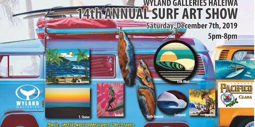 14th Annual Surf Art Show