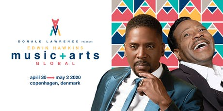Donald Lawrence Presents Edwin Hawkins Music & Arts Global 2020 tickets