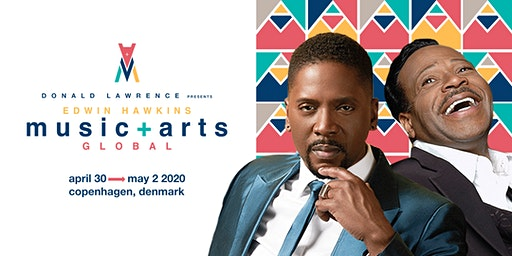 Donald Lawrence Presents Edwin Hawkins Music & Arts Global 2020