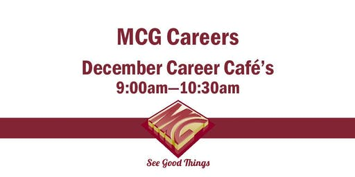 Career Cafe - Self Care & Routine While Unemployed