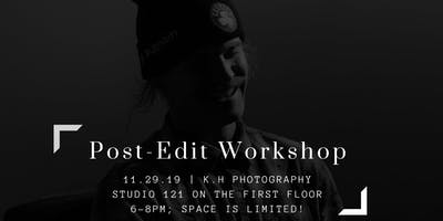 Post-Edit Workshop