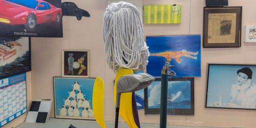 Elam Artists Grad Show 2019