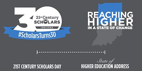 21st Century Scholars Day & State of Higher Education Address tickets