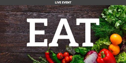 EAT @ CHAPEL HILL'S PLANTPURE POD POTLUCK