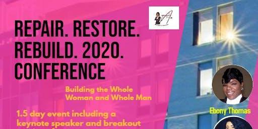 Repair. Restore. Rebuild. 2020