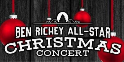 2nd Annual Ben Richey All-Star Christmas Concert