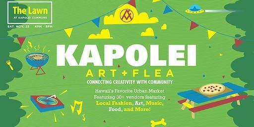 KAPOLEI ART+FLEA