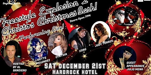 Freestyle Explosion 2 - Christmas Bash