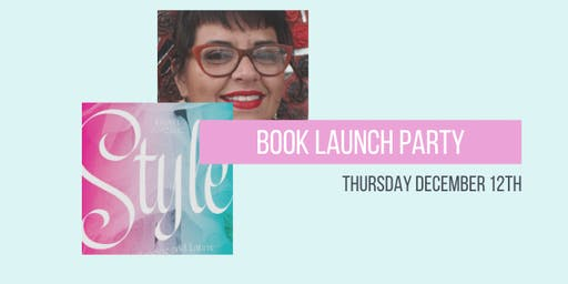Book Launch Party: Quinceañera Style