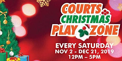 Courts Christmas Playzone