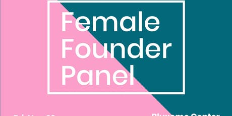 Female Founder Panel tickets