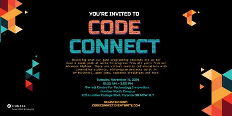Code Connect tickets