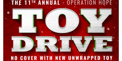 Operation Hope Toy Drive