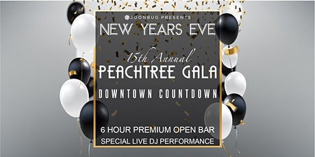 The 15th Annual Southern Exchange at 200 Peachtree New Years Eve Party 2020 tickets