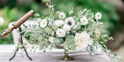 Floral Arranging with LOLA wines - White Wine