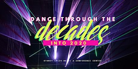 Dance Through the Decades into 2020 tickets