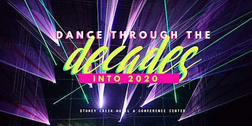 Dance Through the Decades into 2020