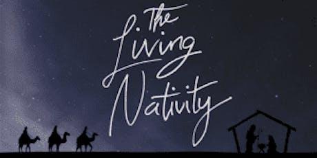 Living Nativity tickets