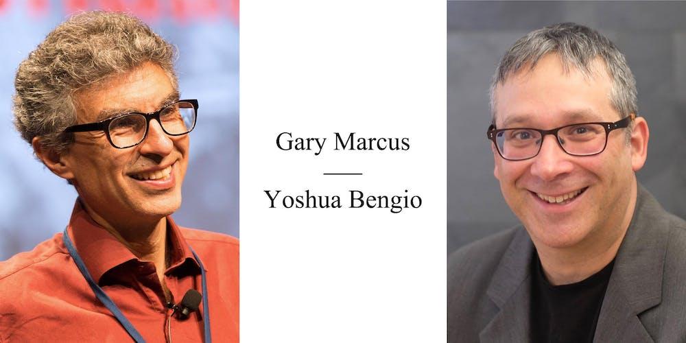 SEMINAL DEBATE : YOSHUA BENGIO | GARY MARCUS — LIVE STREAMING
