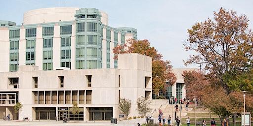 New Graduate Student Orientation - Spring 2020