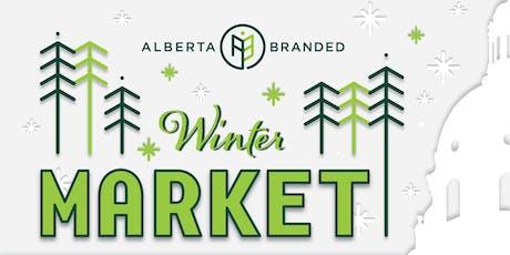 Alberta Branded Winter Market tickets