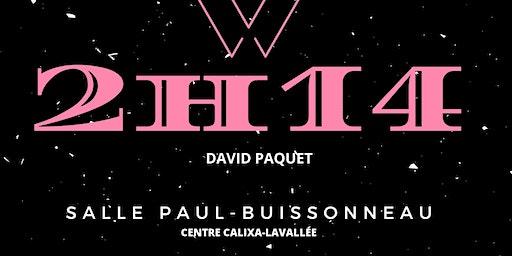 2h14 de David Paquet