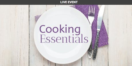 Cooking Essentials - Making Dishes with Essential Oils tickets