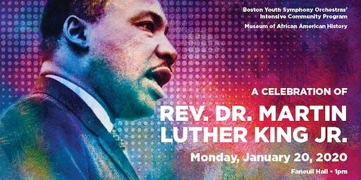 Annual MLK, Jr. Tribute Concert - FREE!