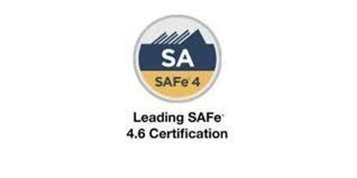 Leading SAFe 4.6 Certification 2 Days Training in Milton Keynes