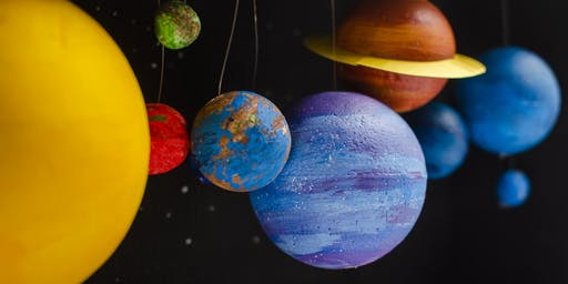 Make A Solar System
