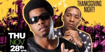 WEBBIE & FOXX THANKSGIVING PARTY